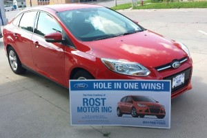 Rost Motor Sponsored Holes This Year (Photo Collection)